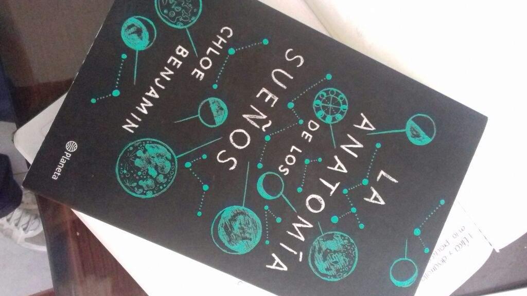 La anatomía de los sueños por Chole Benjamin. | • Libros • Amino