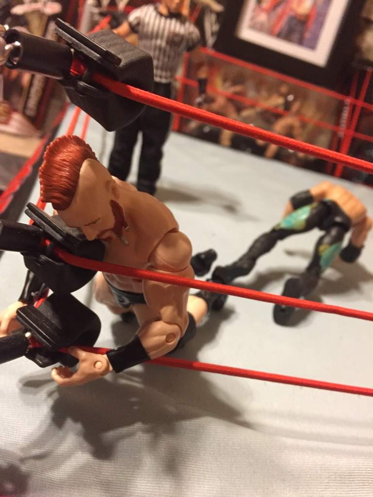 Sheamus Vs Christian (Money In The Bank Qualifying Match