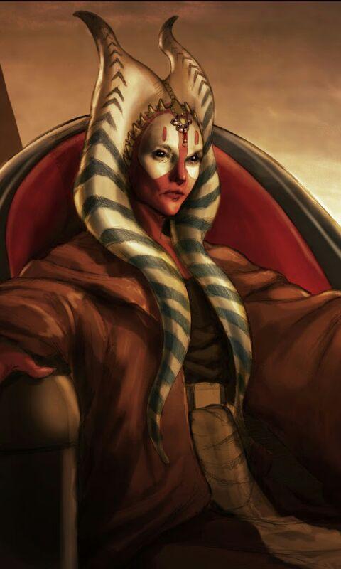 Togruta Jedi by JimBrack on DeviantArt