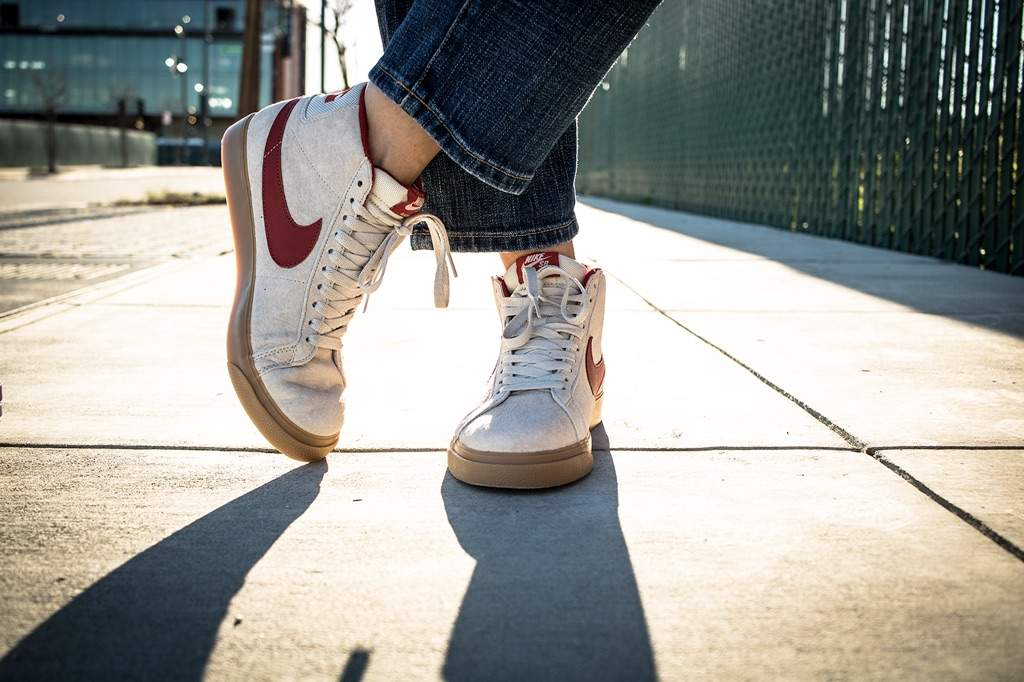 save off d9427 4b664 On feet with the FTC x Nike SB Blazer | Sneakerheads Amino