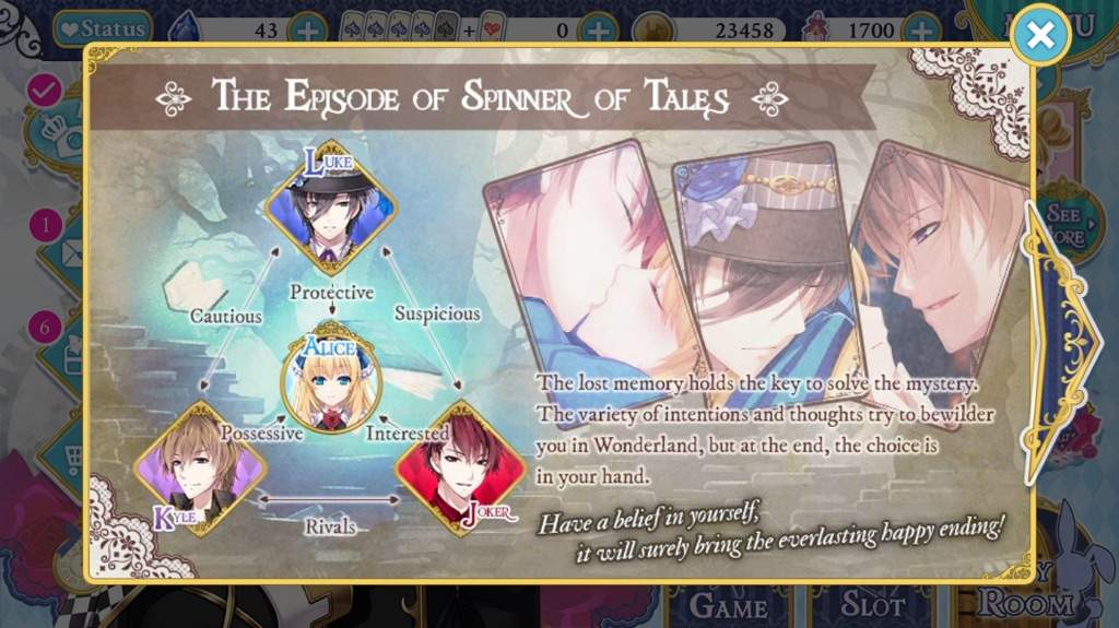 Lost alice review spinner of tales episode otome amino ntt solmare updated the bulletin with the about episodes category which means three things solutioingenieria Image collections