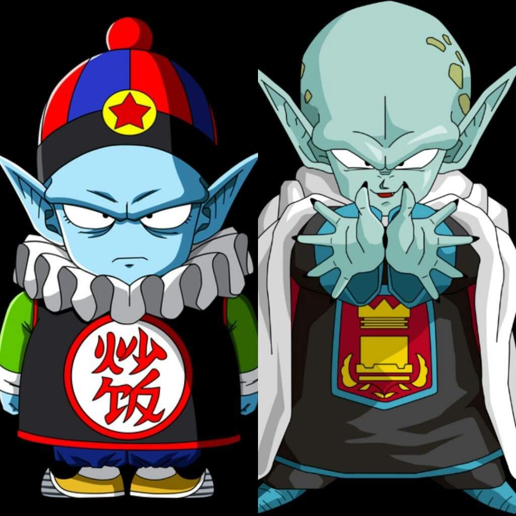 Garlic Jr And Pilaf Dragonballz Amino Garlic junior is a demon that appears in dragon ball z: garlic jr and pilaf dragonballz amino
