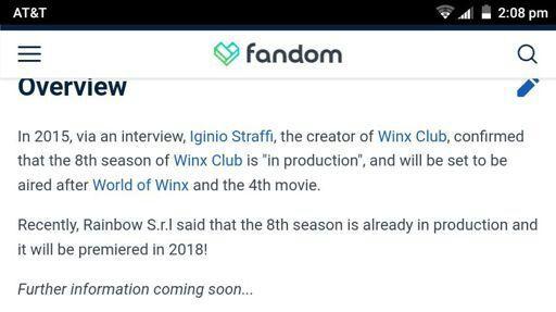 World of Winx   Season 2 (Spoilers + Extras)   Winx Club Amino