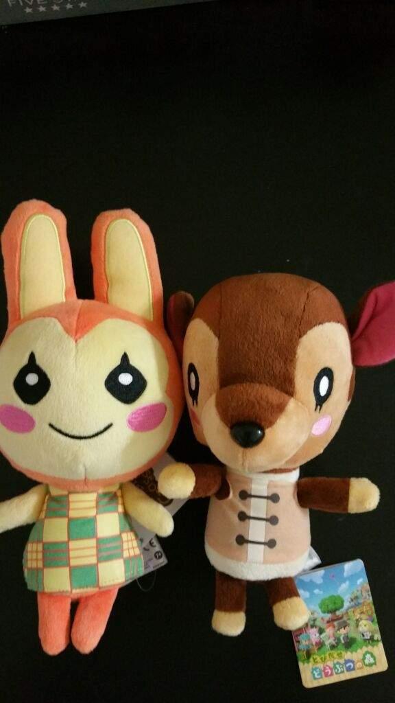 I Got My Fauna Plushie Animal Crossing Amino