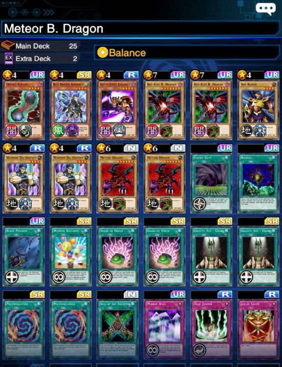 Meteor B  Dragon Deck | Yu-Gi-Oh! Duel Links! Amino