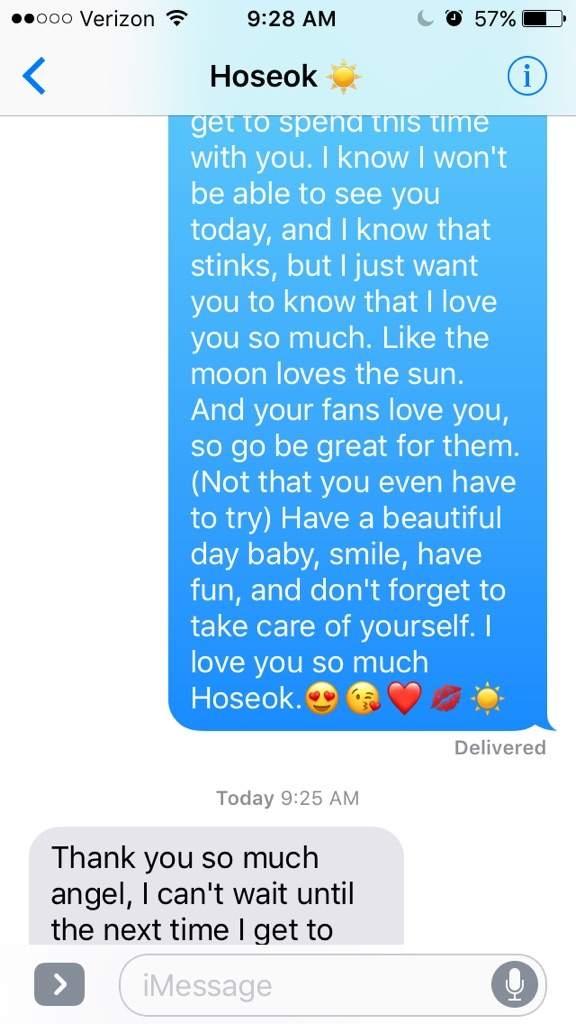 In Honor Of Celebrating The Amazing And Talented Hoseoks Birthday I Made Some Fake Texts As Always Hope You Enjoy Feel Free To Let Me Know