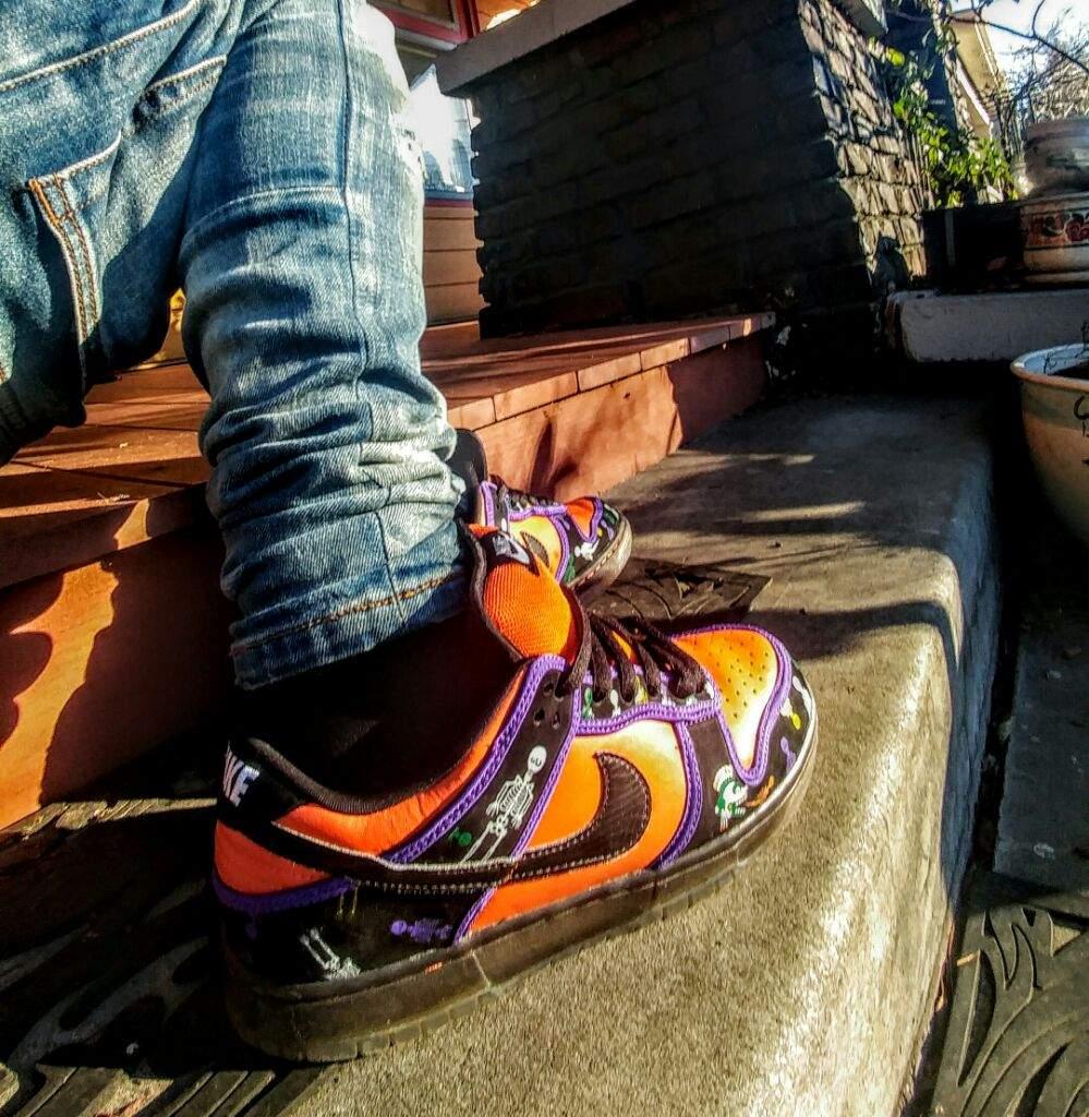 newest 0f3af cbaaa SoleSolesChallenge Nike SB Dunk Low Day of the Dead ...