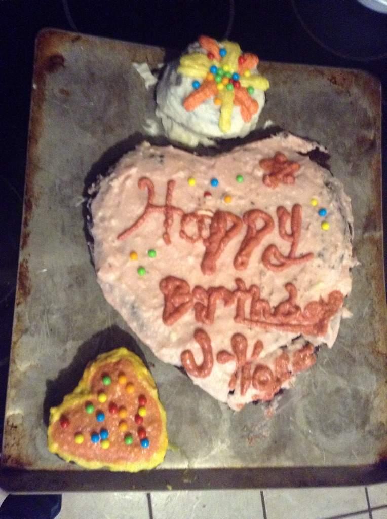Jhope Birthday Cake Armys Amino