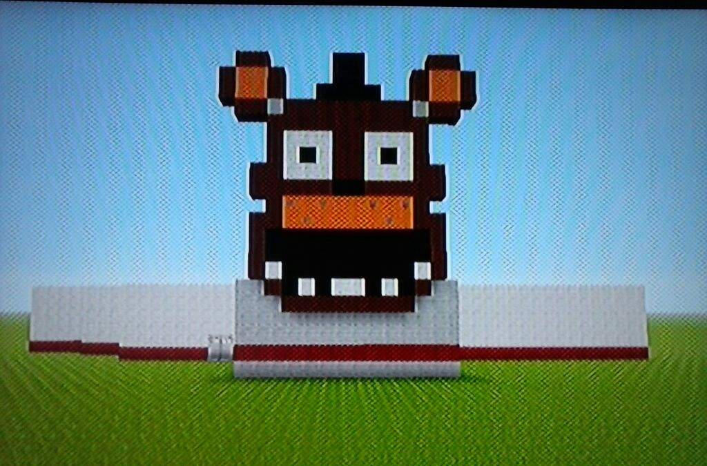 Freddy Fazbear S Pizza In Minecraft Five Nights At Freddy S Amino