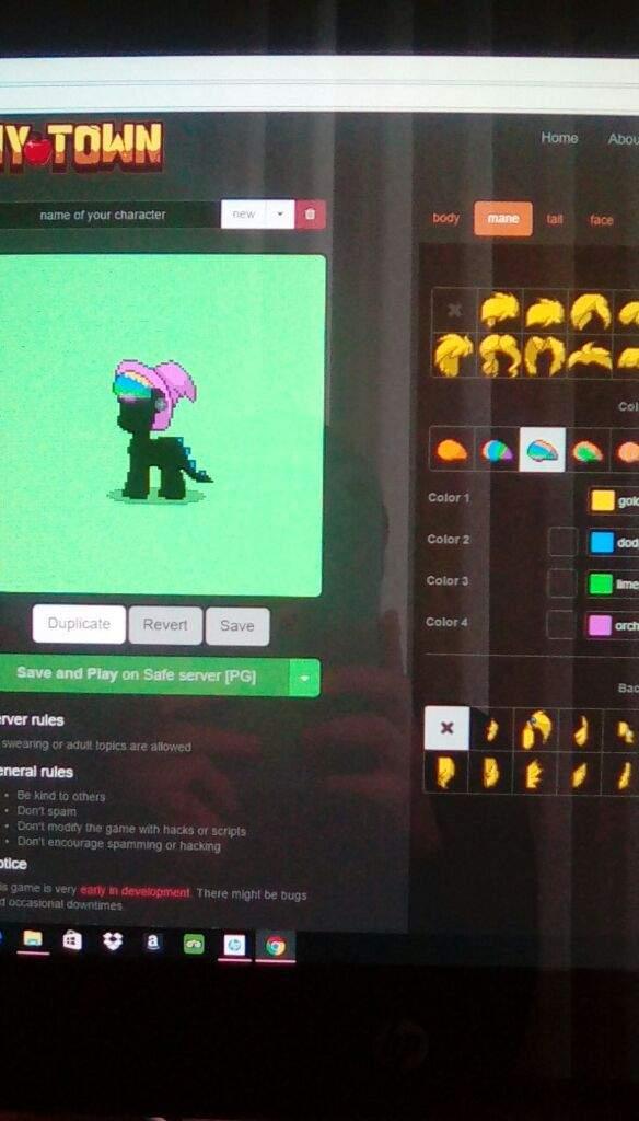 Shork tutorial | Pony Town Amino | 584 x 1024 jpeg 57kB
