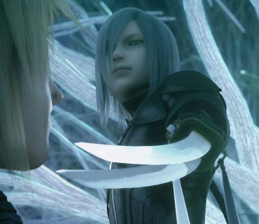 Kadaj Wiki Final Fantasy Amino