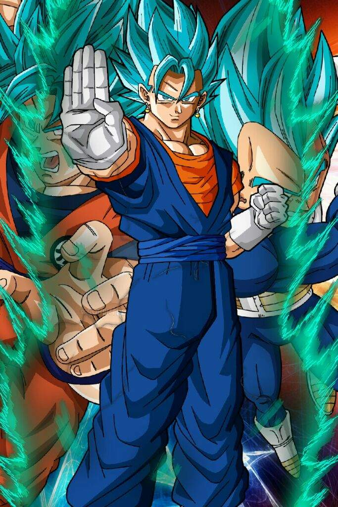Dragonball Wallpapers Fusion Extravagansa Dragonballz Amino