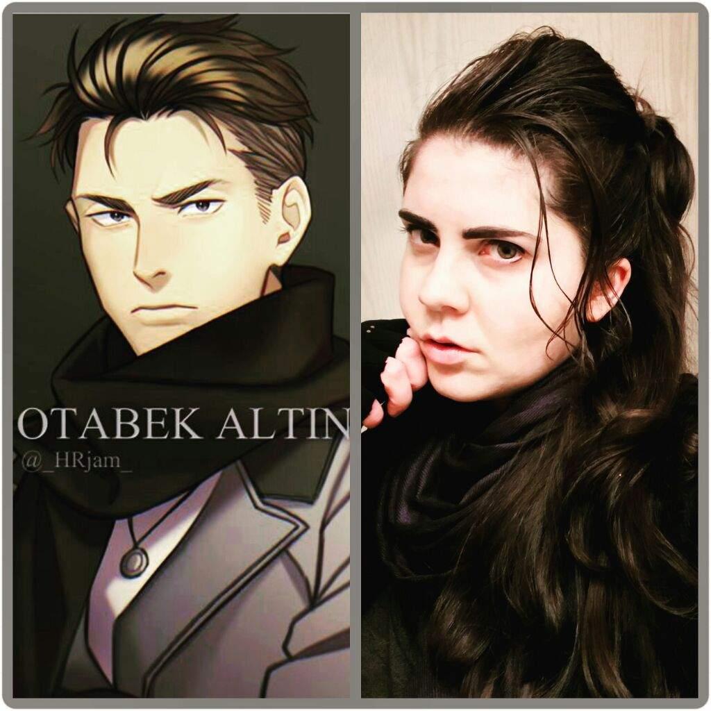 Otabek Cosplay: Cosplay Amino