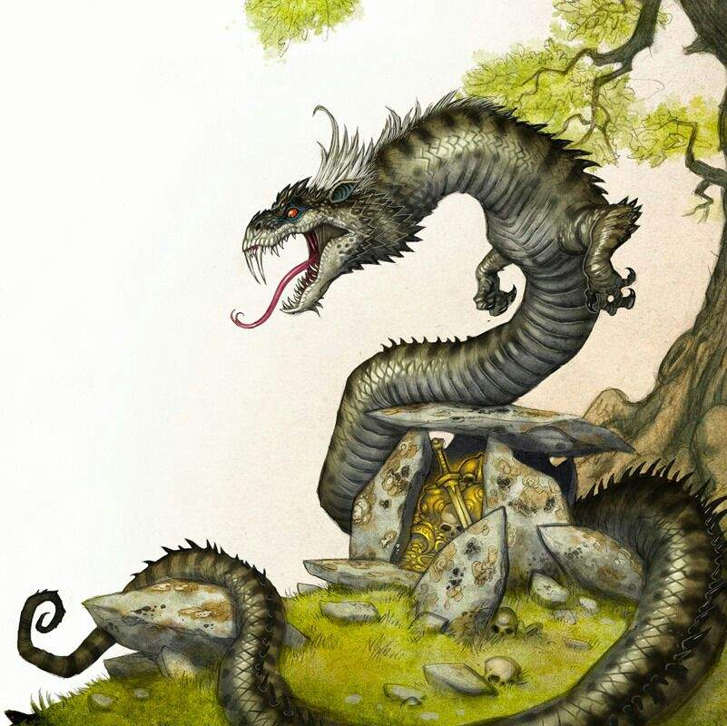 Lindworm Dragon: Mythology & Cultures Amino