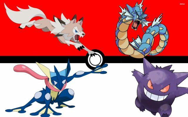 Roles en Pokémon