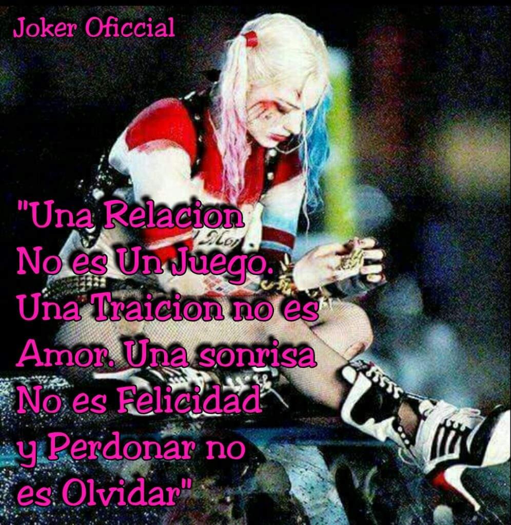 Imagenes Del Guason Con Frases De Amor Harley Quinn Y Joker Frases