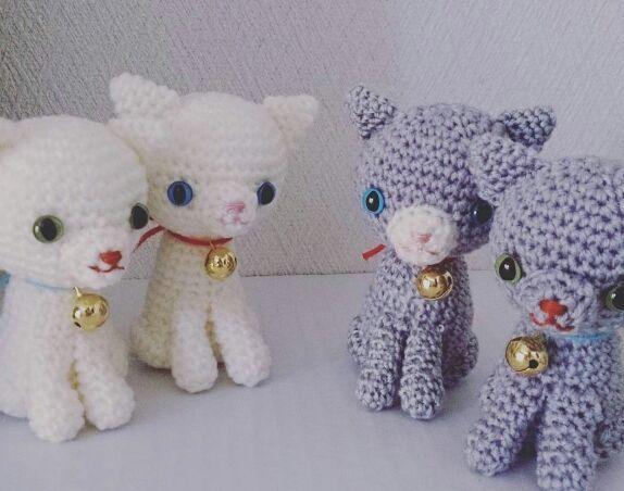AMIGURUMI: O crochê japonês A palavra... - ONG Ser e Crescer Sempre Jovem |  Facebook | 452x574