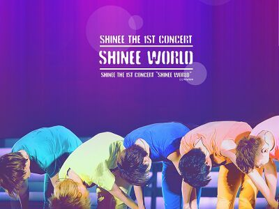 "💎THE 1ST CONCERT ""SHINee WORLD""💎   •K-Pop• Amino"