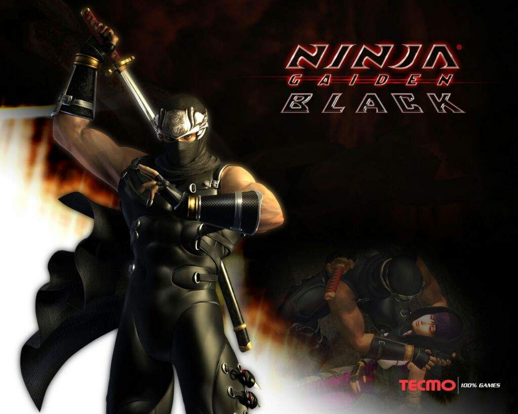 Ninja Gaiden Remaster Hd Ps4 Video Games Amino