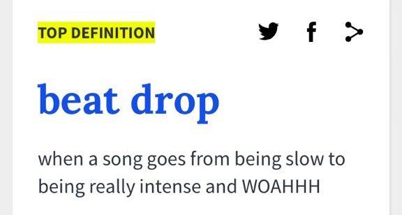 10 Fav Beat Drops ~   K-Pop Amino