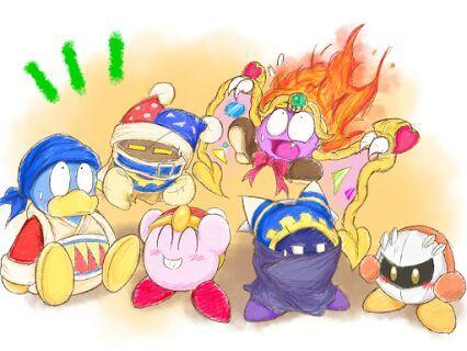 Human Female Kirby   Kirby Amino