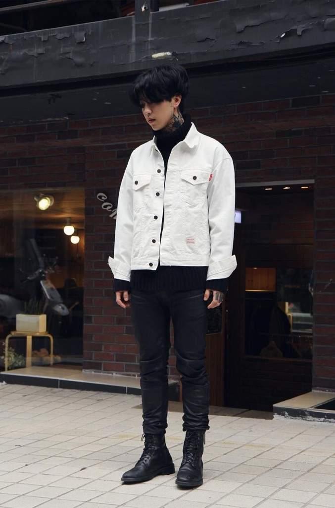Men Style Korean Fashion Amino