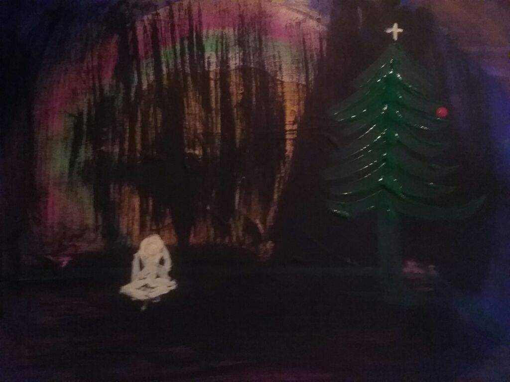amusenola christmas morning eahart art 2017 art amino