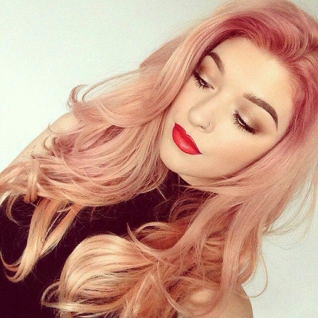 Color de cabello cual escoger para combinar con el tono - Cual es el color ocre ...