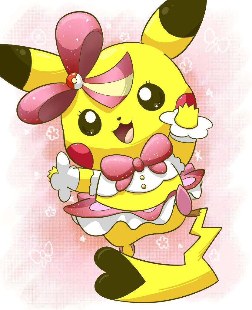 Top Girl Pikachu Pokemon Go Amino