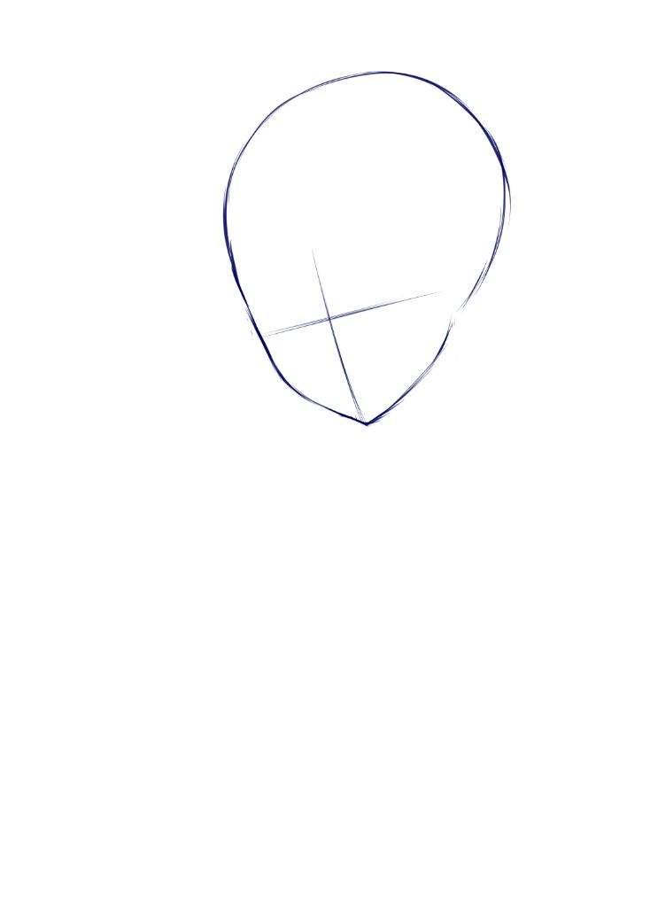 how to draw a neko
