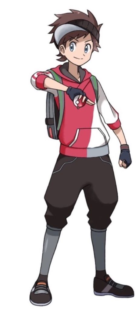 Male Trainer | Wiki | Pokemon GO Amino