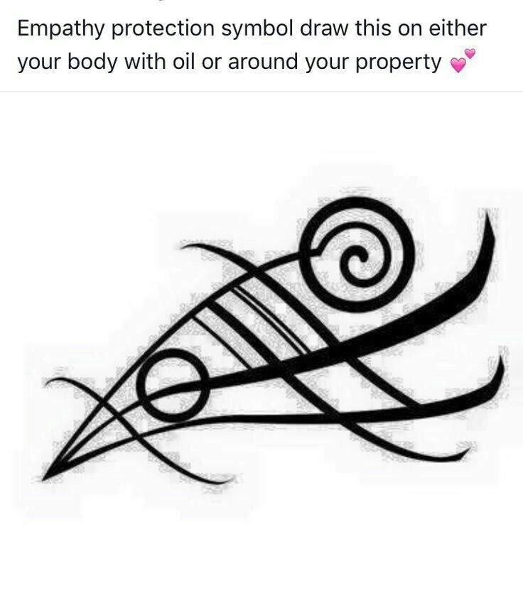 Protection Symbols Paranormal Amino