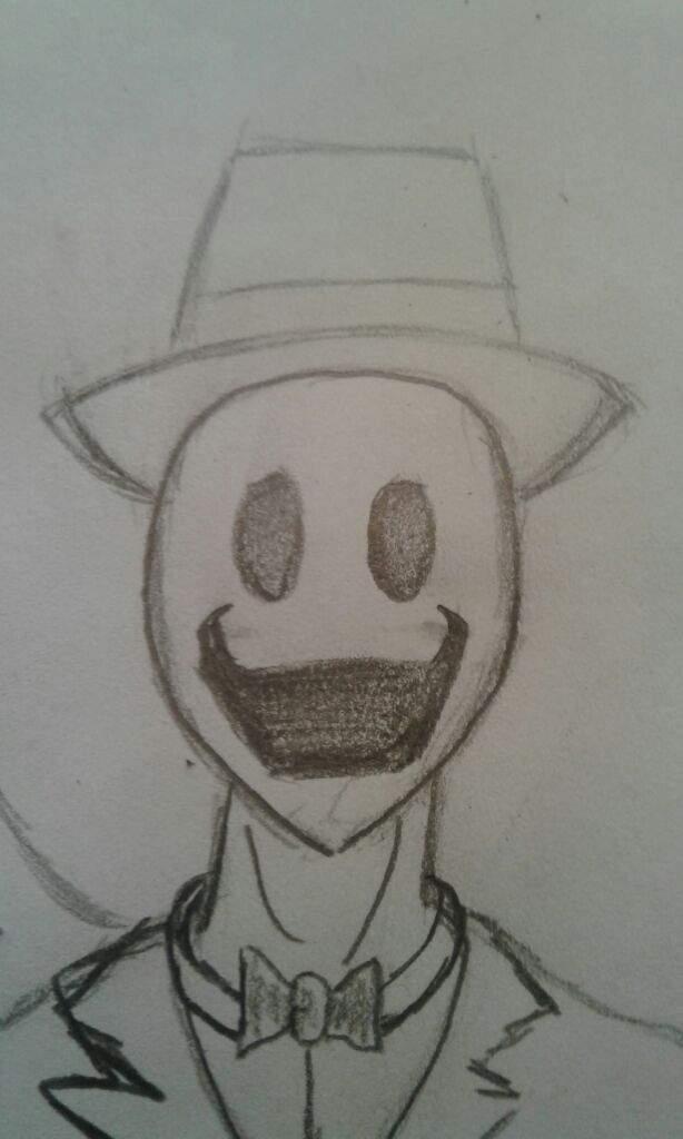 Como Dibujar A Splendorman Creepypastas Amino Amino