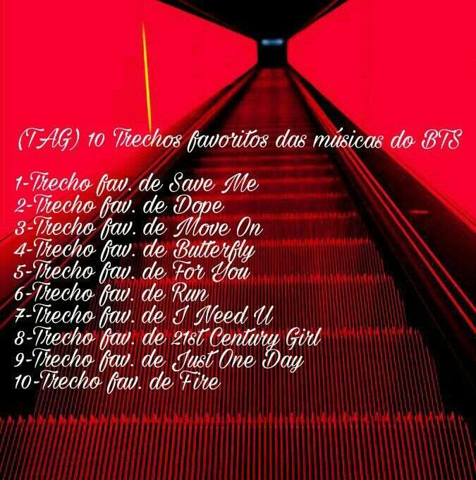 Tag 10 Trechos Favoritos Das Músicas Do Bts Army Br Amino