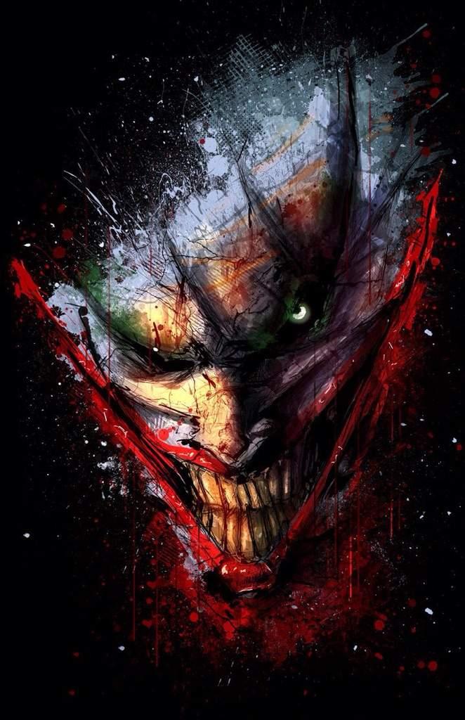 what makes the joker scary comics amino