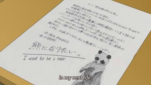 hikigaya hachiman essay ecology of wild animals anime amino i want to be a bear
