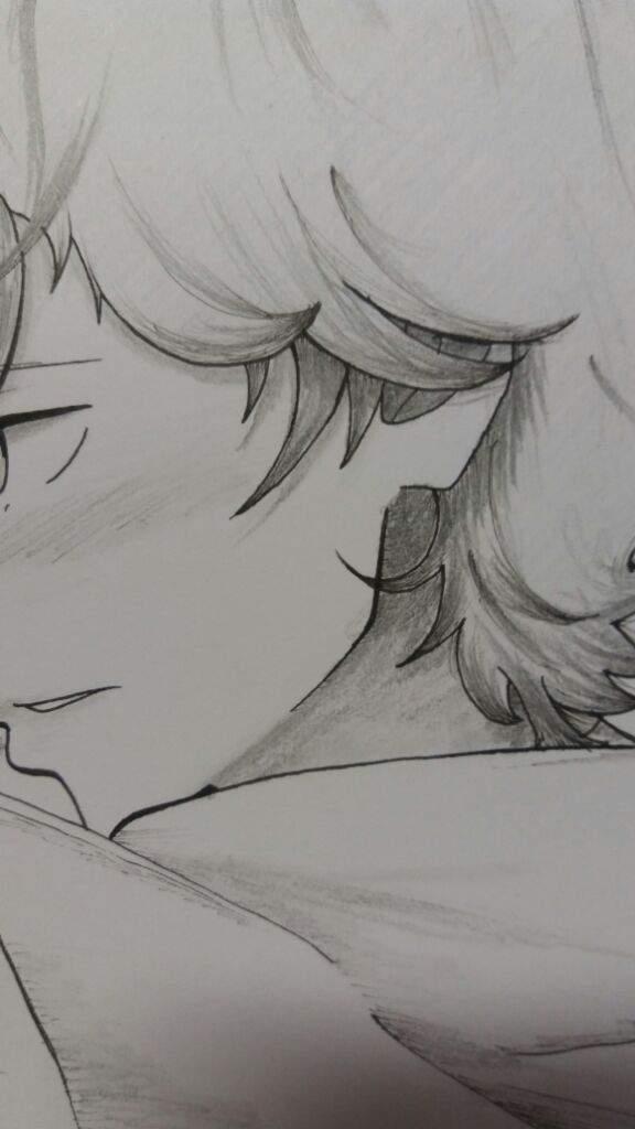 Dibujo Manga Con Sombreado En Lápiz Anime Amino