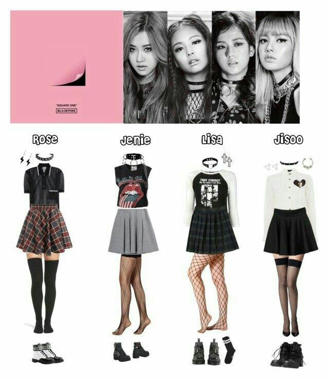 Blackpink Outfit Ideas: •BLACKPINK• Amino