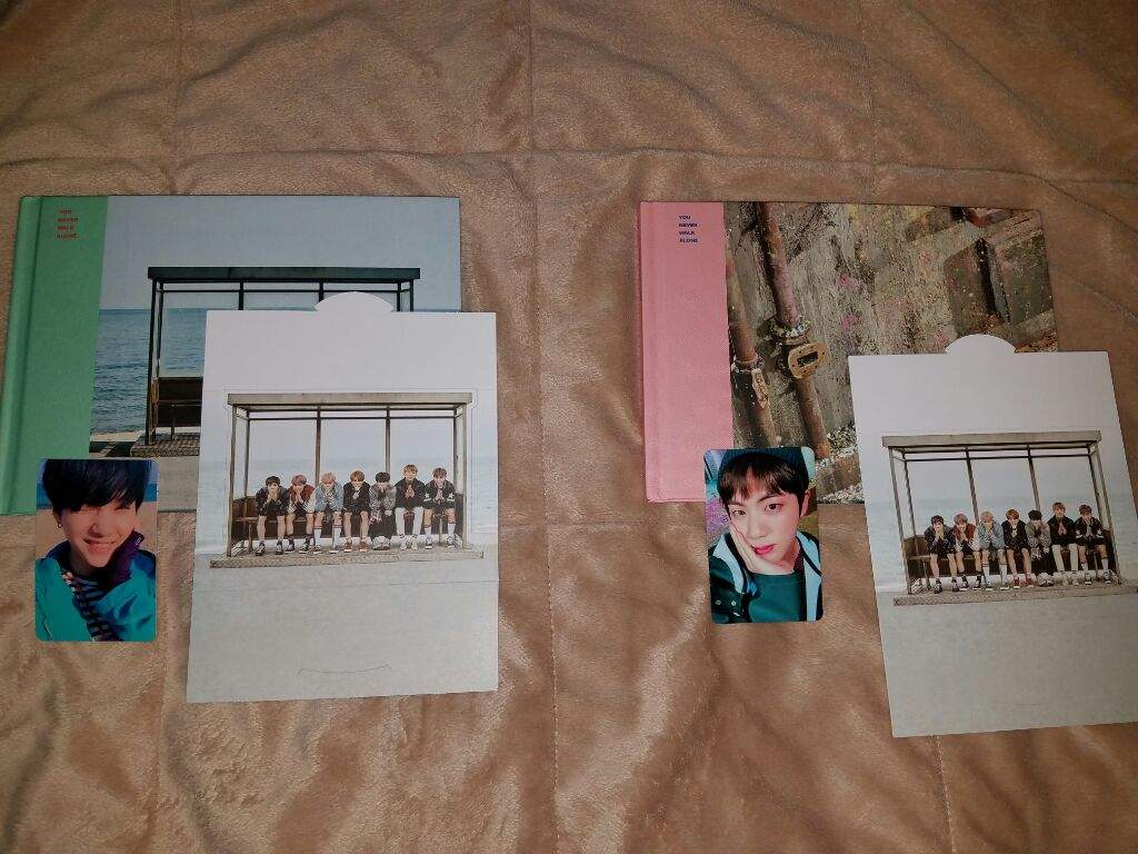 You Never Walk Alone Albums | ARMY's Amino