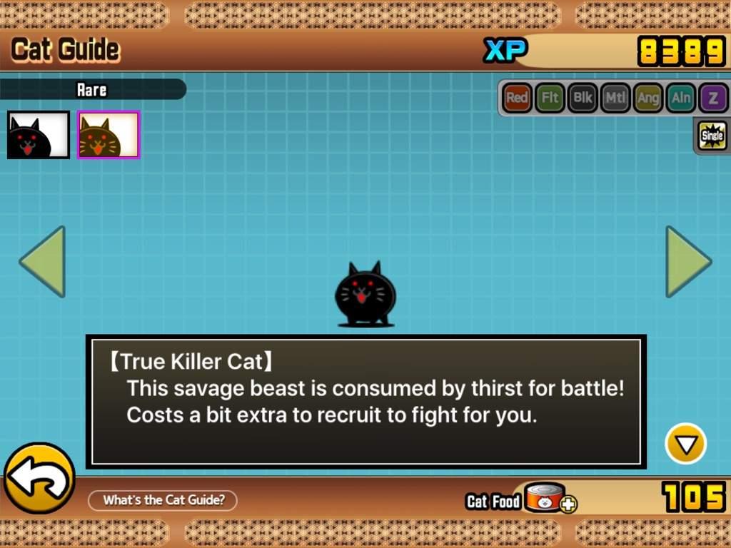 Do You Like Killer Cat Any True Killer Cat   The Battle Cats! Amino