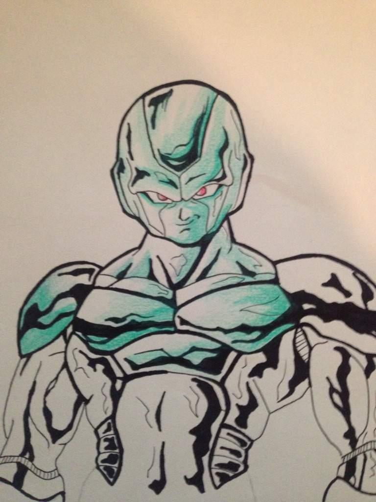Metal Cooler Drawing