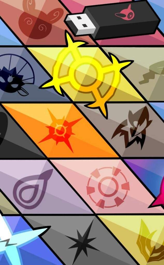 Z Crystals Phone Wallpaper Pokéverse Amino