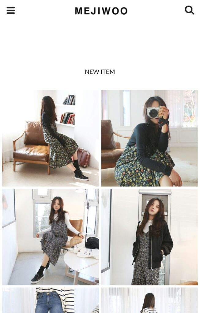 Jhope's sister Jung Jiwoo and Her Kfashion | Korean Fashion Amino