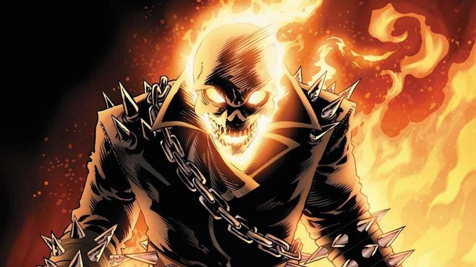 Ghost Rider 5 Steven Universe Amino
