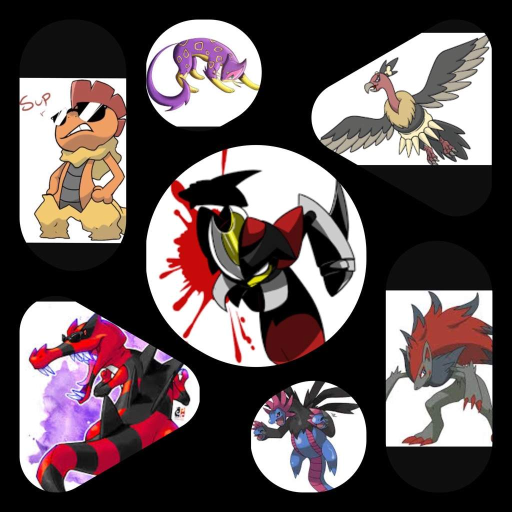 Uncategorized Dark Type unova dark type pokemons amino introduced us to the coolest group of types which one is your favorite
