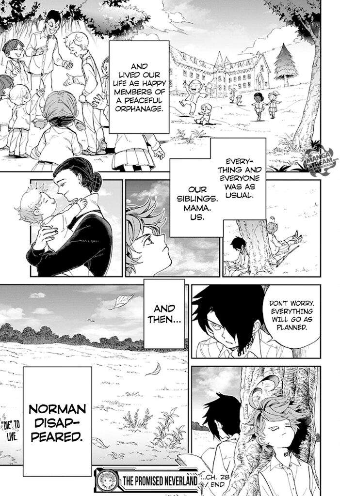 The Promised Neverland Chapter 28 review | Anime Amino