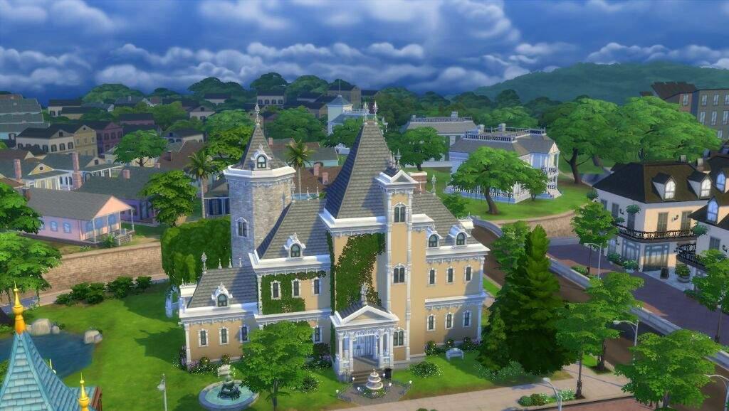 Disney Houses part 4 Stately Ch226teau Cinderella Sims Amino : 3216e925f440148bf82c289e48e0b2101fa7e902hq from aminoapps.com size 1024 x 578 jpeg 98kB