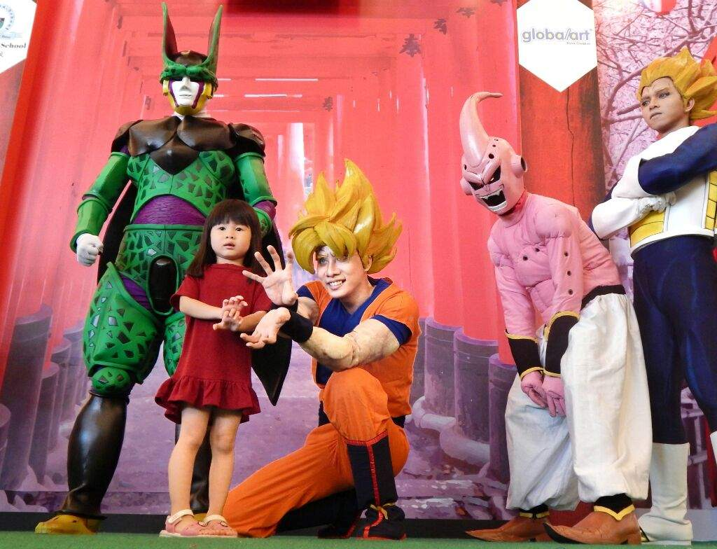 Characters z dragon ball with pictures