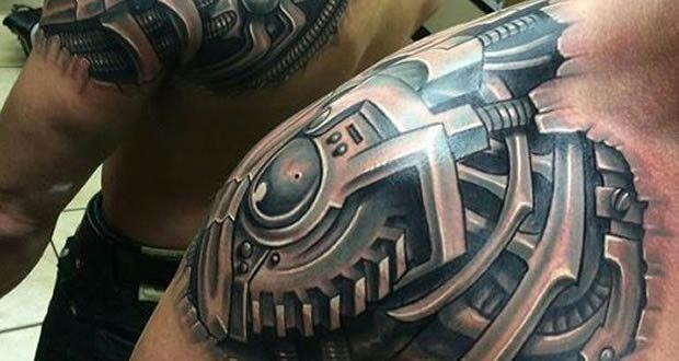 Fotos Tatuajes Biomecanicos tatuajes biomecánicos | love tattoos amino