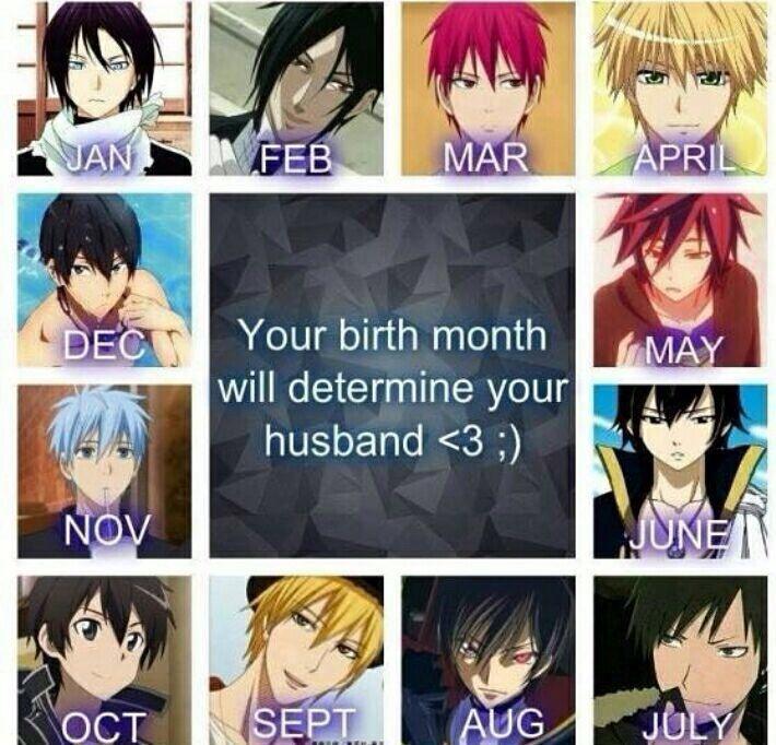 Anime Character Birthday 9 September : Birthday anime amino